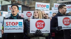 IR35 off-payroll tax reforms ...