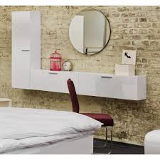 dressing table ideas wall mounted
