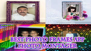 photo frames free for android