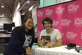 """Margaret Ivy Johnston on Twitter: """"thank you so much for meeting me today  keegan! i love #lifelovebeauty so much!! you're the best! best bday present  #swsraleigh @KeeganAllen… https://t.co/yBTYNUCRci"""""""