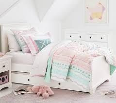 bailey ruffle kids comforter set