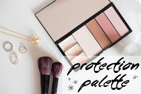 review protection palette e contouring