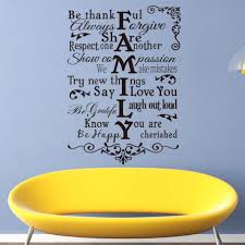 Vinyl Wall Art Decal Welcome Words Stickers Etsy Cape Town Port Elizabeth Modern Removable Mural Home Decor Vamosrayos