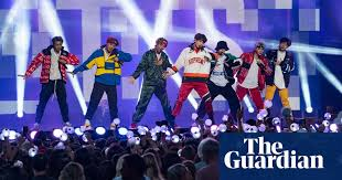 how bts became the world s biggest boyband music the guardian