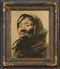 Princess Angeline (rare unpublished) | Edward S. Curtis | Valley Fine Art