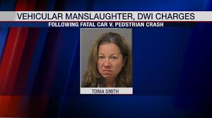 Victim identified, woman arrested in car vs. pedestrian incident - WENY News