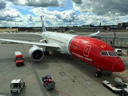 norwegian air s 787 dreamliner