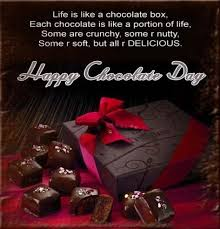 happy chocolate day quotes for cute couple lovers r tic love