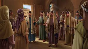 Image result for Pharisees critical of Jesus