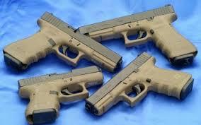 13 glock pistol hd wallpapers