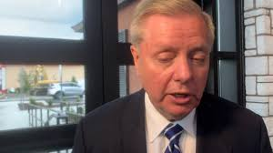 U.S. Sen. Lindsey Graham campaigns in North Myrtle Beach | Myrtle Beach Sun  News
