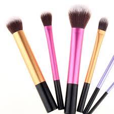 bliss grace makeup brush set 6 piece