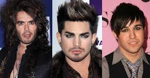 should men be wearing make up