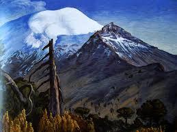 Muki a la montaña