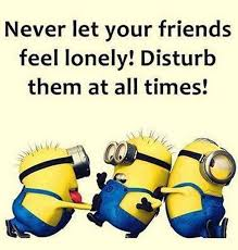 comical minions quotes pm friday