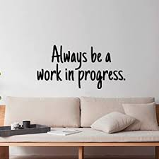 Motivational Wall Art Decal Positive Quotes Pulse Vinyl Bedroom Living Room Gym Office Decor Trendy Wall Art 25 X 23 Be Stronger Than Your Excuses Vinyl Wall Art Decal Wall Stickers Murals
