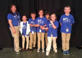 STLP TEAMS COMPETE AT STATE - Adair County Primary Center