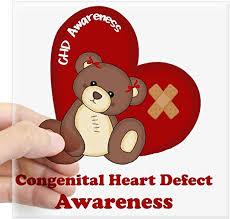 Amazon Com Cafepress Congenital Heart Defect Awa Square Sticker 3 X 3 Square Bumper Sticker Car Decal 3 X3 Small Or 5 X5 Large Home Kitchen