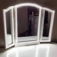 hangray led illuminated vanity mirror