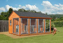 dog kennels houses pens dog houses