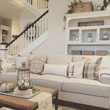 cozy modern farmhouse living room