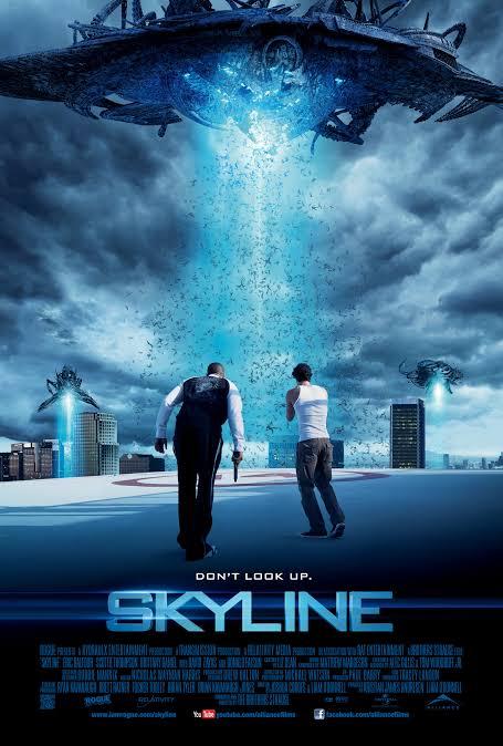 Skyline (2010) BluRay 480p 720p Dual Audio (Hindi Dub + English) Full Movie