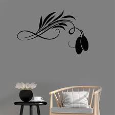 Amazon Com Family Decal Wall Decor Stickers For Living Room Olive Branch Stickers For Living Room Kid Nursery Bedroom Home Kitchen