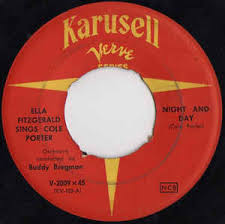 Ella Fitzgerald Sings Cole Porter Night And Day Don T Fence Me In 1956 Vinyl Discogs