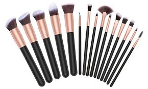 up to 76 off on makeup brush set 16
