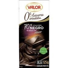 dark chocolate 70 no added sugar
