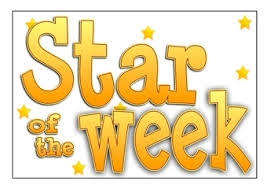 Star of the Week - Math Station: Room 205!