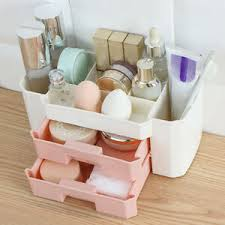 makeup organizer storage box drawer