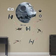 Fathead Realbig Star Wars Death Star Battle Wall Decal Reviews Wayfair