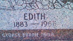 Edith Adele Lewis LaPlant (1883-1966) - Find A Grave Memorial