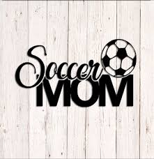 Soccer Mom Decal Soccer Mom Sticker Tumbler Decal Car Etsy In 2020 Soccer Mom Decal Tumbler Decal Vinyl Decals