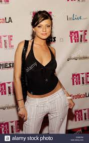 Ava Rose on the red carpet for the F.A.M.E Awards (Fans of Adult Stock  Photo - Alamy
