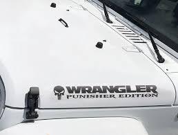 Jeep Wrangler Tj Lj Jk Jku Pair Kit Vinyl Hood Decal Sticker Car Truck Auto Parts And Vehicles Car Truck Graphics Decals Magenta Cl
