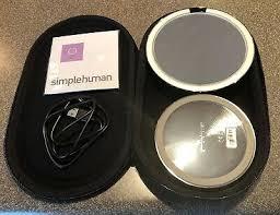simplehuman 5 inch lighted mini sensor