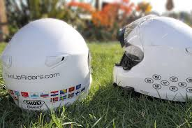 Get These Cool Helmet Decals Of Us States European Country Codes Or Country Flag Two Up Riders