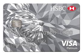 hsbc credit card points singapore