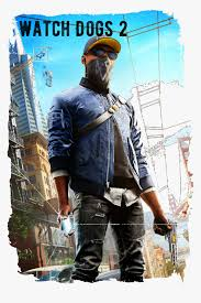 graphic image watch dogs 2 wallpaper