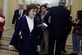 Sen. Susan Collins says she will vote to acquit Trump - Los Angeles Times
