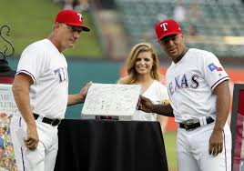 Adrian Beltre honored by Rangers, including letter from Willie ...