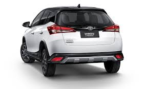 2020 Toyota Yaris Cross Launched - PakWheels Blog