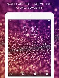 glitter backgrounds im app