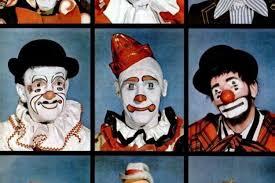 clowns makeup an artistic expression