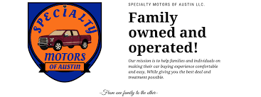 home specialty motors of austin
