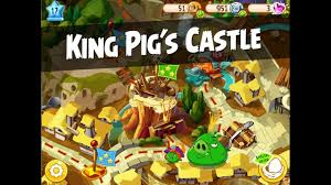 Angry Birds Epic King Pig's Castle Walkthrough - YouTube