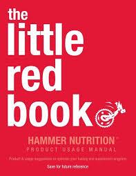 usage manual hammer nutrition