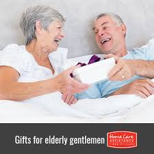 five perfect gift ideas for an elderly man